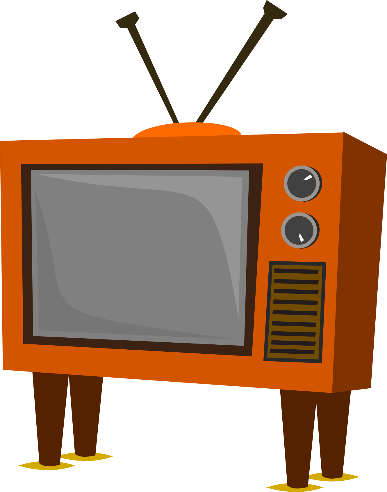 tv clip art free clipart panda free clipart images rh clipartpanda com clipart television gratuit clipart watching television
