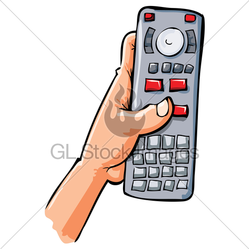 tv remote cartoon clipart panda free clipart images
