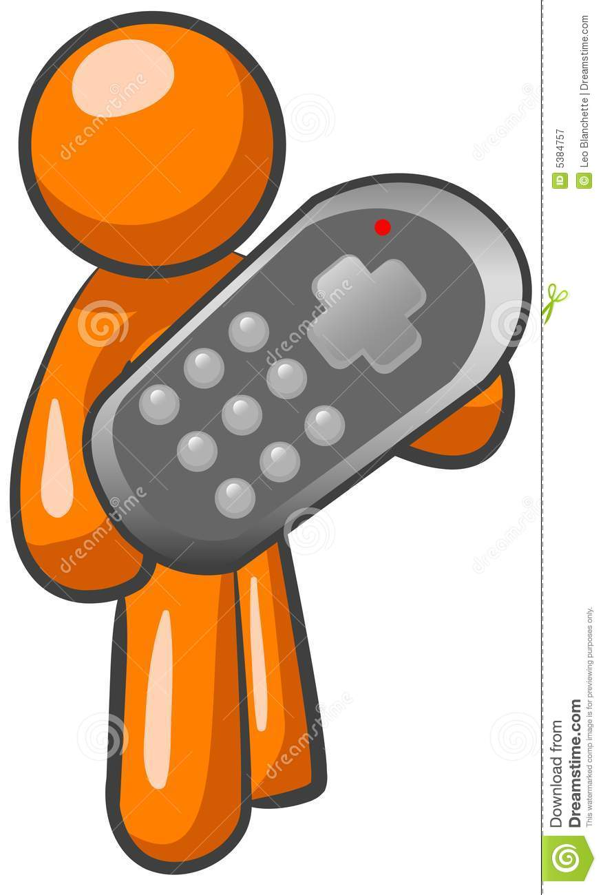 Tv Remote Clipart | Iscblog