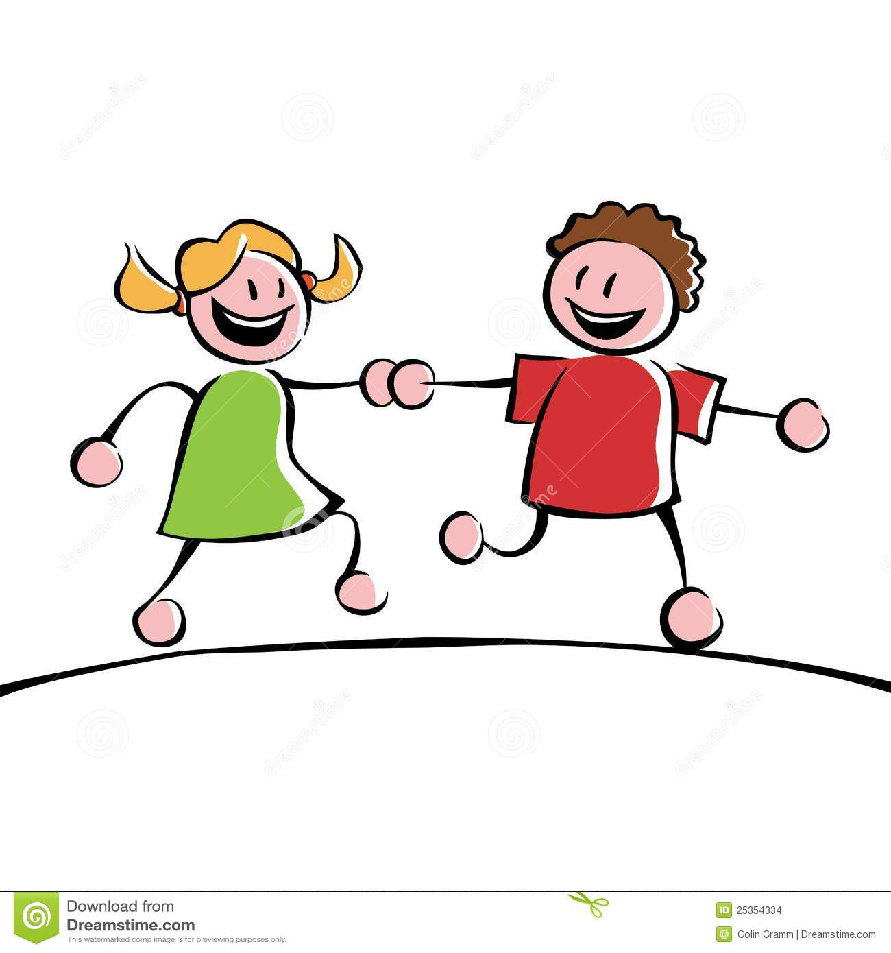 Friends Holding Hands Clip Art | Clipart Panda - Free ...