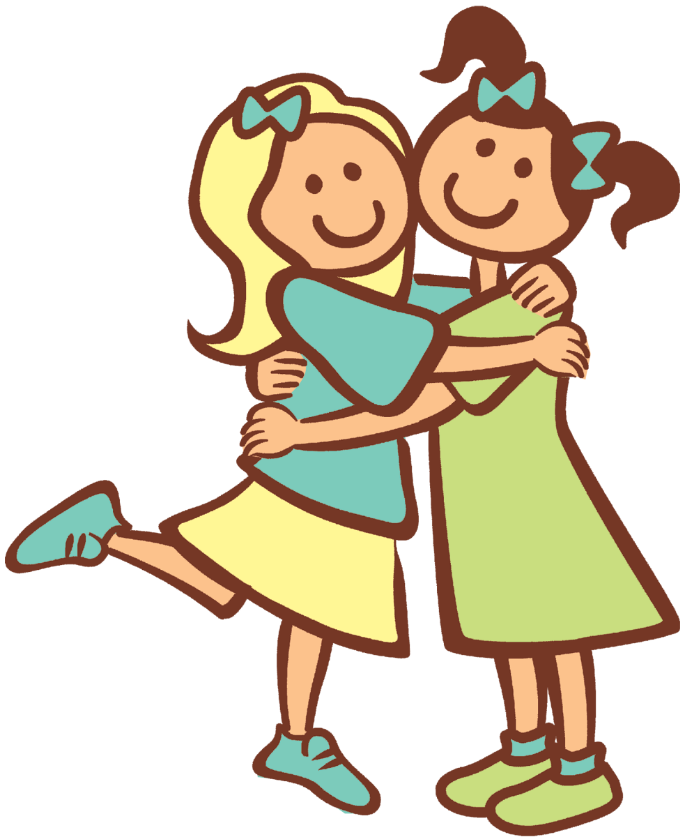 Girls Friendship Clipart | Clipart Panda - Free Clipart Images: www.clipartpanda.com/categories/girls-friendship-clipart