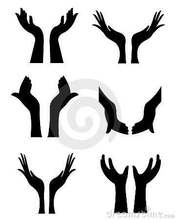 open hands clipart panda free clipart images rh clipartpanda com jesus open hands clipart two open hands clipart