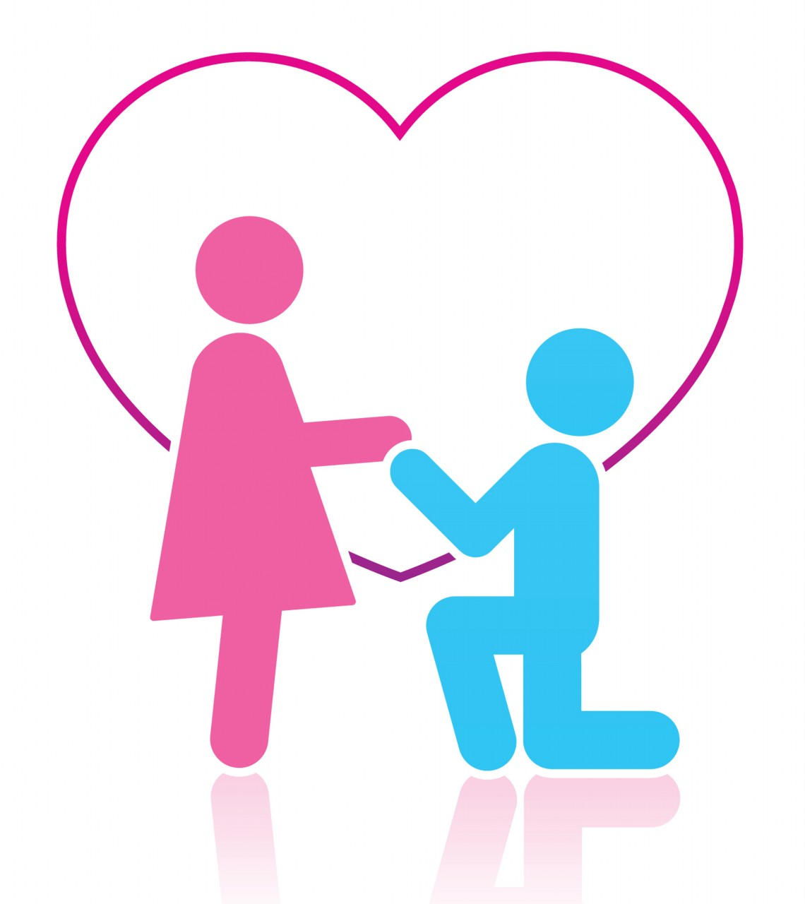 Two People In Love Clipart | Clipart Panda - Free Clipart Images
