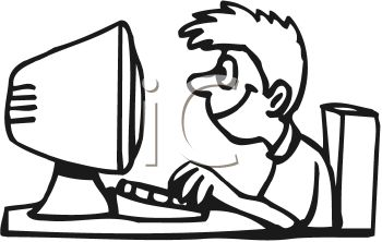 typing%20clipart