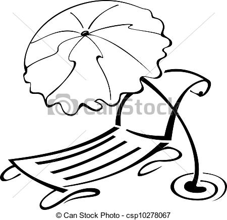 Summer Vacation Clipart Black And White Clipart Panda