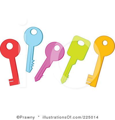 ключи клипарт: