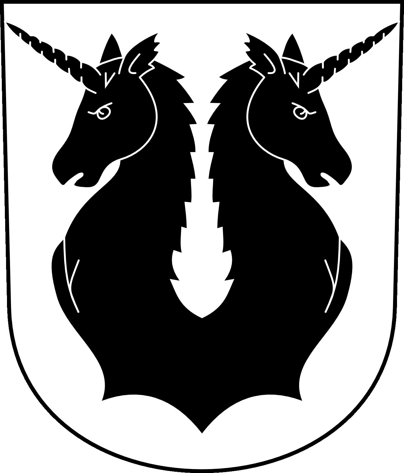 unicorn clipart black and white - photo #36