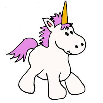 Unicorn Head Cartoon | Clipart Panda - Free Clipart Images