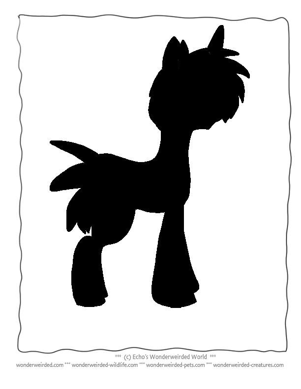 Unicorn Stencil Templates FREE