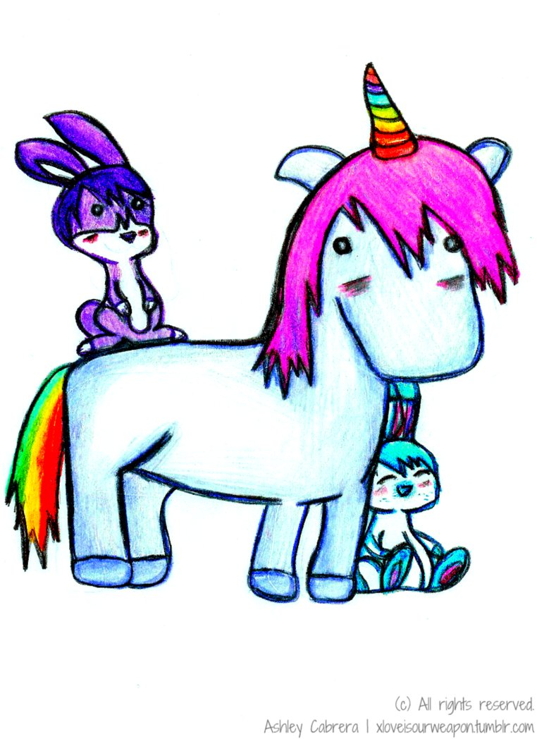 Online dating unicorn