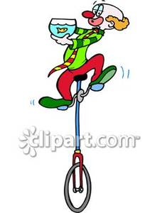 Unicycle Clipart | Clipart Panda - Free Clipart Images