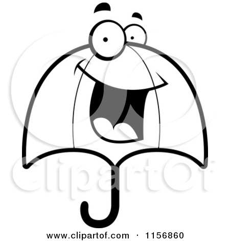 clipart-black-and-white-1156860-Cartoon-Clipart-Of-A-Black-And-White ...