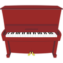 upright-piano-cartoon-204356 125 jpgUpright Piano Cartoon