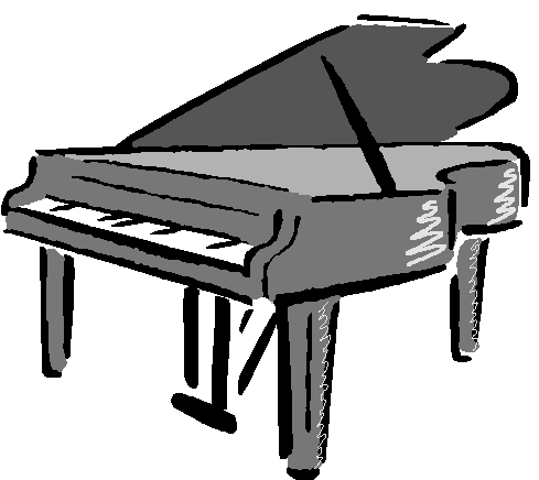 Upright Piano Clipart PianistUpright Piano Cartoon