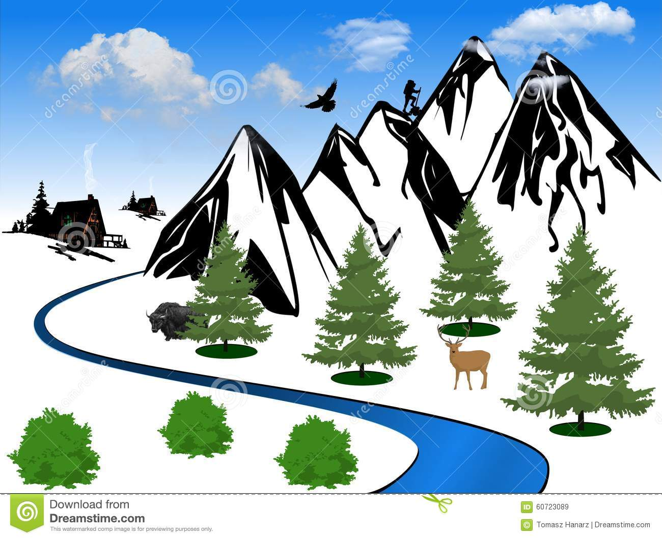 Valley Clip Art Image | Clipart Panda - Free Clipart Images