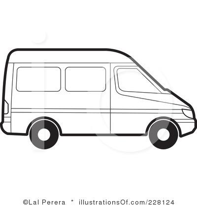 Royalty-Free (RF) Van Clipart, Illustrations, Vector ...