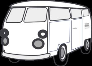 Van Clip Art
