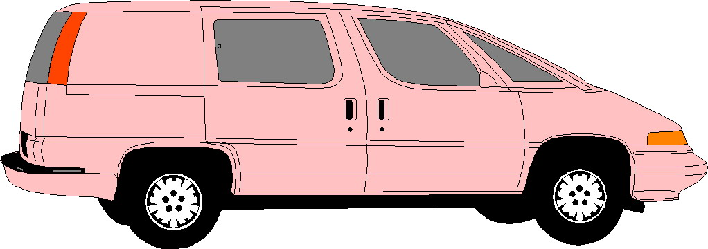 clipart pictures of vans - photo #40