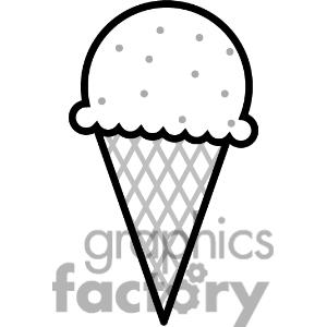 Use these free images for your websites  art projects  reports  and    Ice Cream Cones Black And White