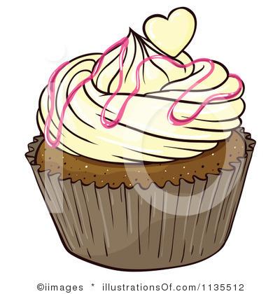 Vanilla Cupcakes Clipart | Clipart Panda - Free Clipart Images