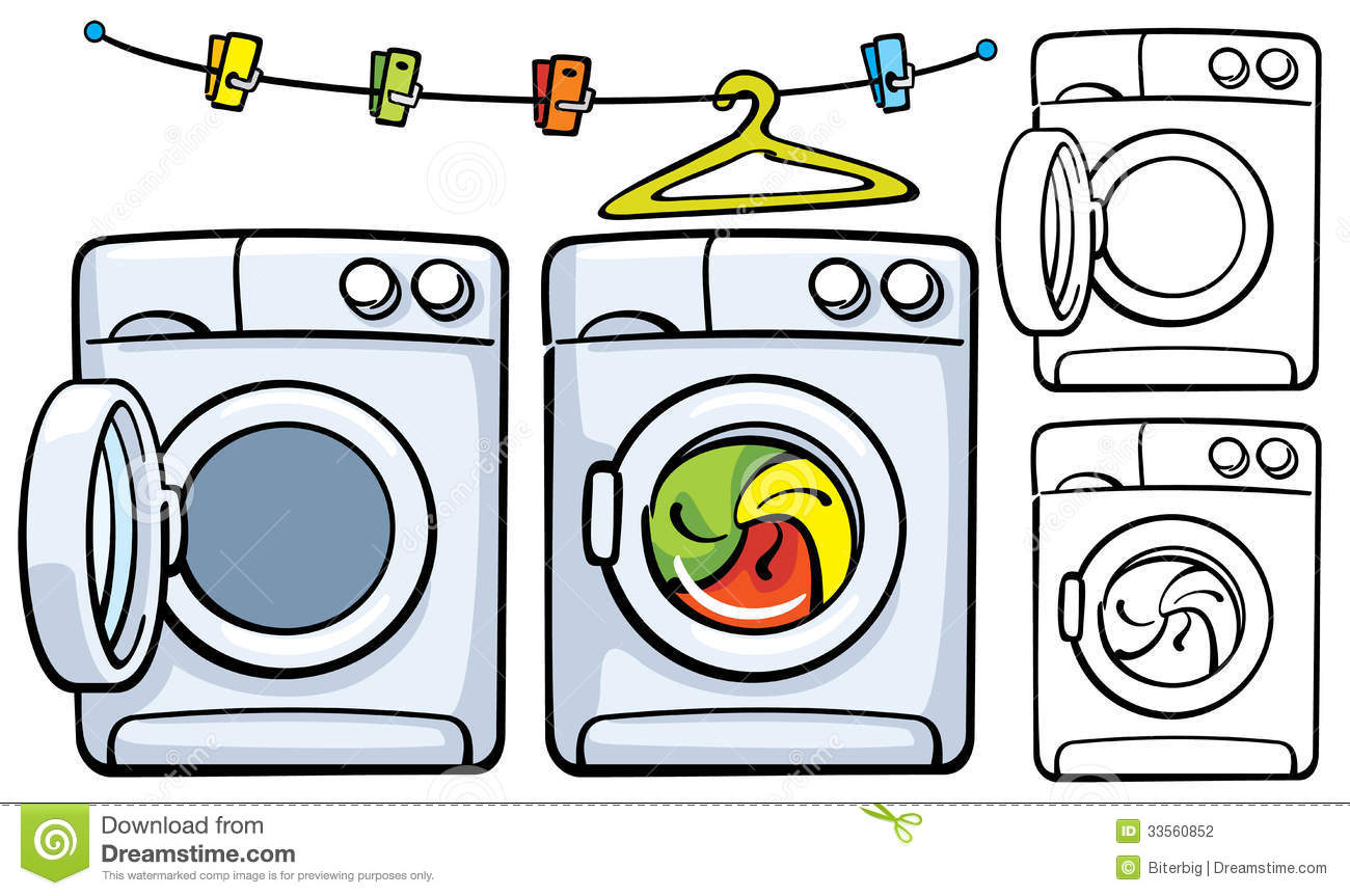 Animated Tumble Dryer ~ Variant clipart panda free images