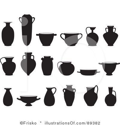Vase Clipart Black And White Clipart Panda Free Clipart Images