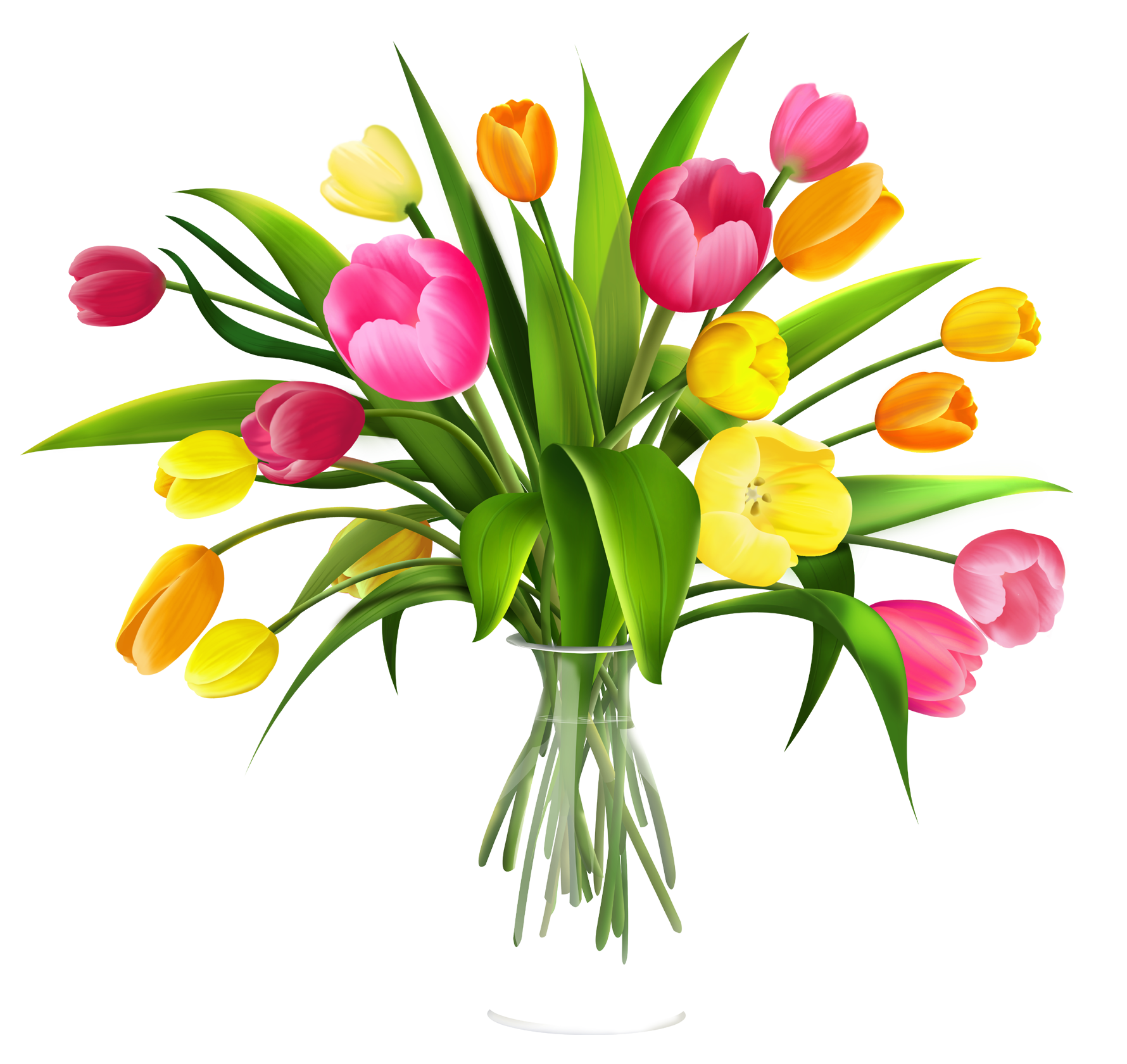 Clipart Flowers In A Vase Clipart Panda Free Clipart