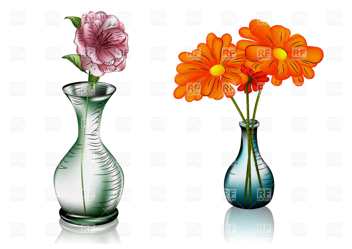 Flowers In A Vase Clipart Clipart Panda Free Clipart Images with Free Clip Art Flower Vase