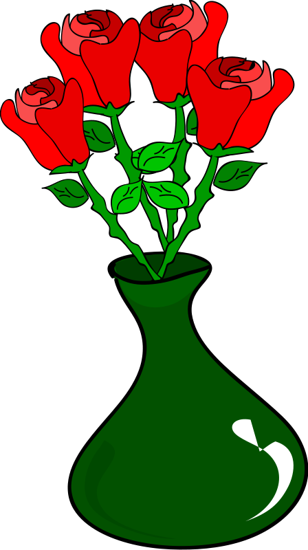 Flowers In A Vase Clipart | Clipart Panda - Free Clipart Images: www.clipartpanda.com/categories/flowers-in-a-vase-clipart