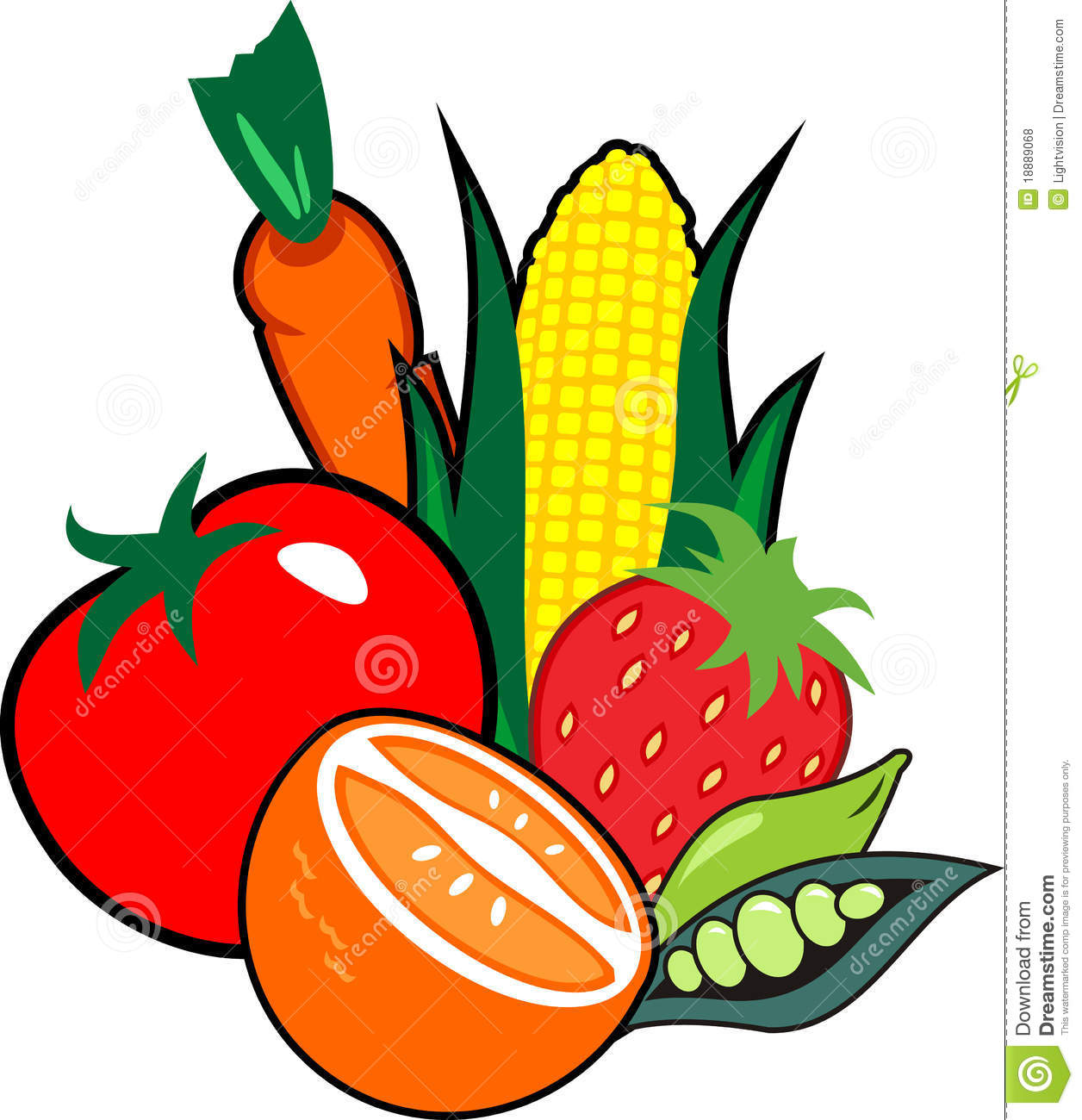 Vegetable Border Clip Art | Amazing Wallpapers
