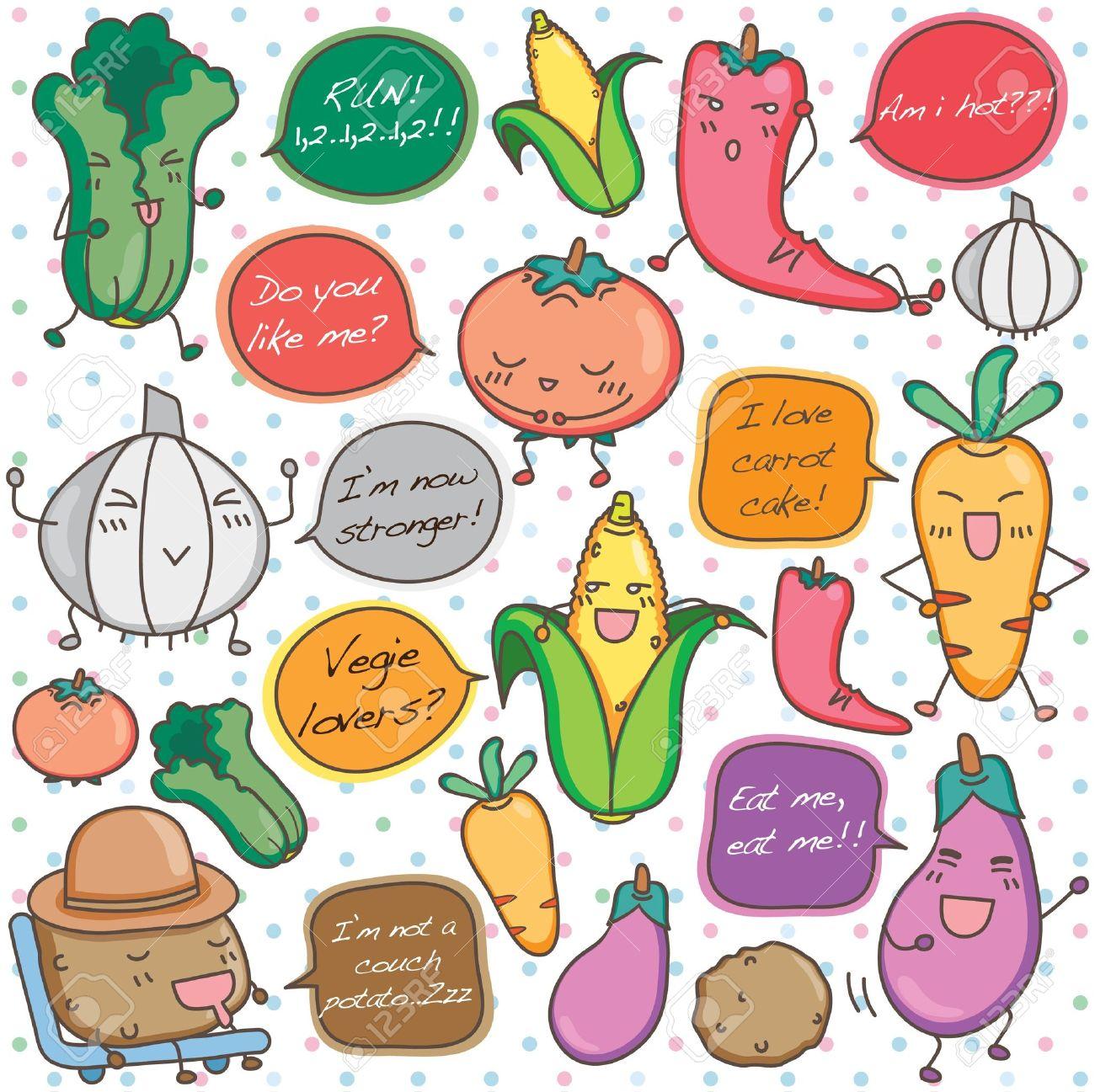 Vegetables Clip Art Images | Clipart Panda - Free Clipart Images