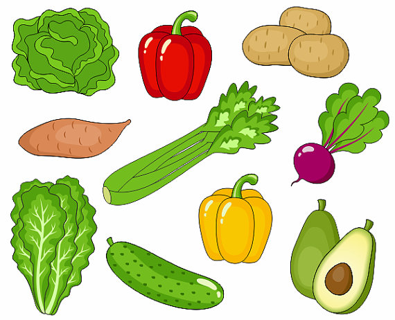 Vegetable Clip Art For Kids | Clipart Panda - Free Clipart Images