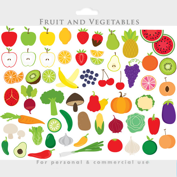 Vegetable Clip Art Free | Clipart Panda - Free Clipart Images