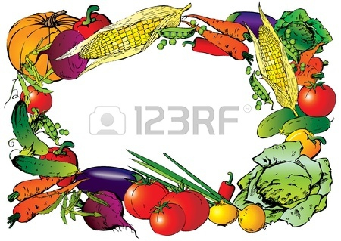 Vegetable garden graphic - Vegetable 20garden 20graphic