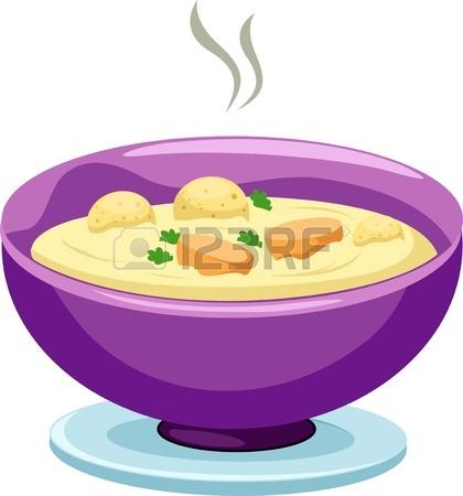 soup : Bowl of mild soup   Clipart Panda - Free Clipart Images