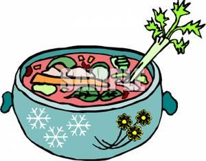 Vegetable Soup Clipart   Clipart Panda - Free Clipart Images