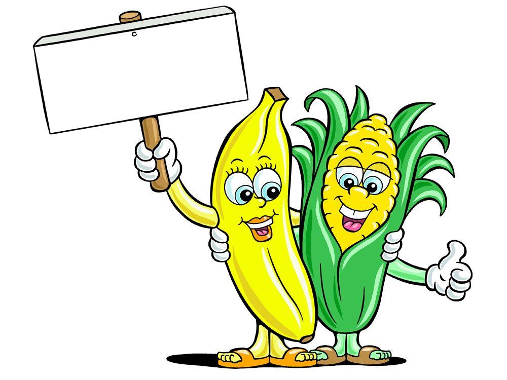 free clipart vegetables cartoon - photo #37