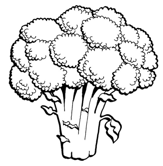 printable vegetable coloring pages - number names worksheets vegetable pictures to color