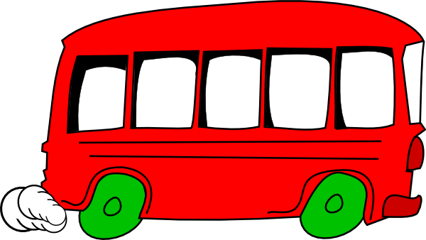 red bus clipart clipart panda free clipart images rh clipartpanda com 1950 S Car Clip Art Red Fire Truck Clip Art