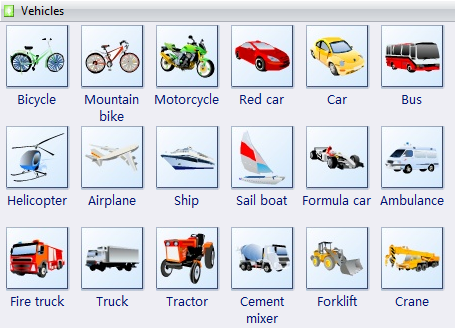 Clipart Images Of Vehicles