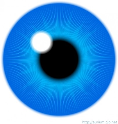 blue eye iris clip art clipart panda free clipart images rh clipartpanda com