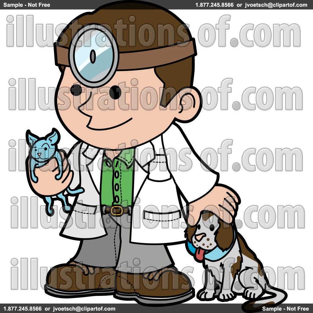 vet-clipart-royalty-free-rf-vet-clipart-illustration-by-geo-images ...