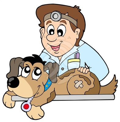 clip art dog at veterinarian clipart panda free clipart images rh clipartpanda com veterinarian clipart black and white veterinary clipart