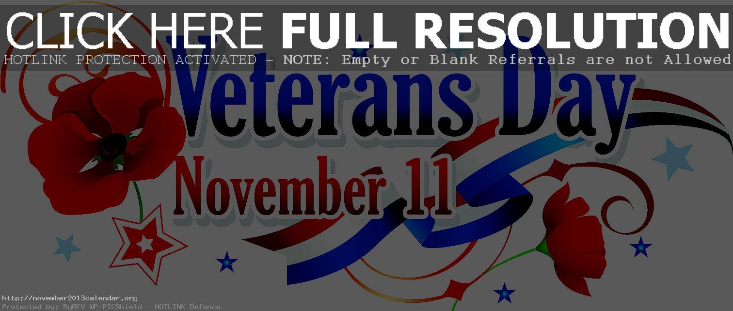 veterans day clipart