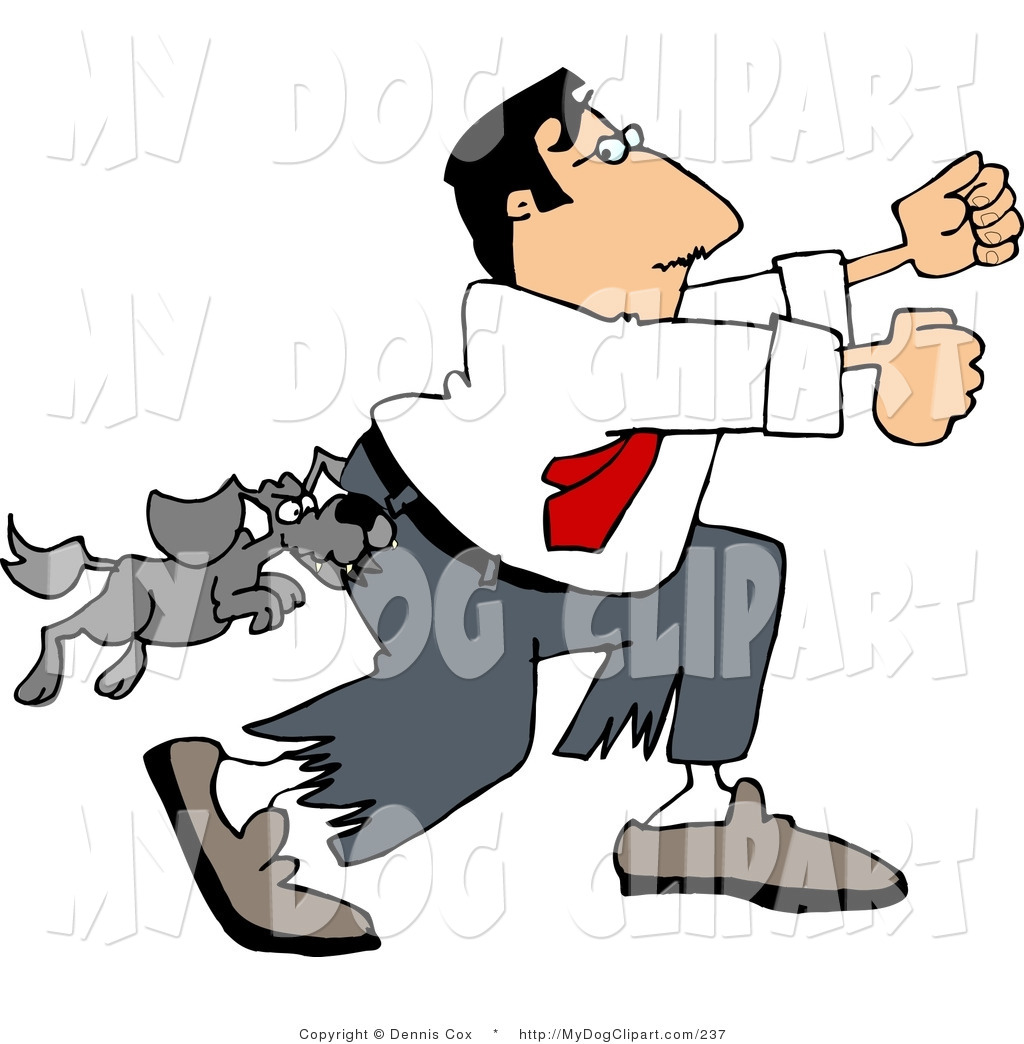 Vicious Dog Clipart