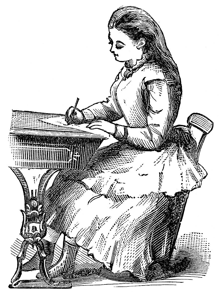 Victorian Clip Art Free To Print | Clipart Panda - Free Clipart Images