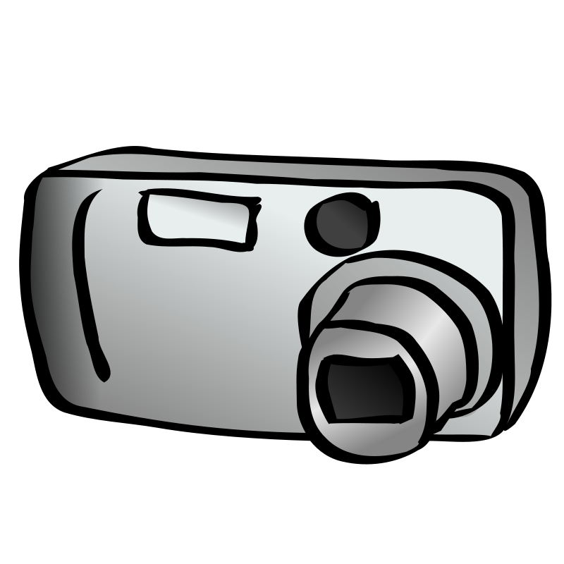 Clipart Image Of Camera