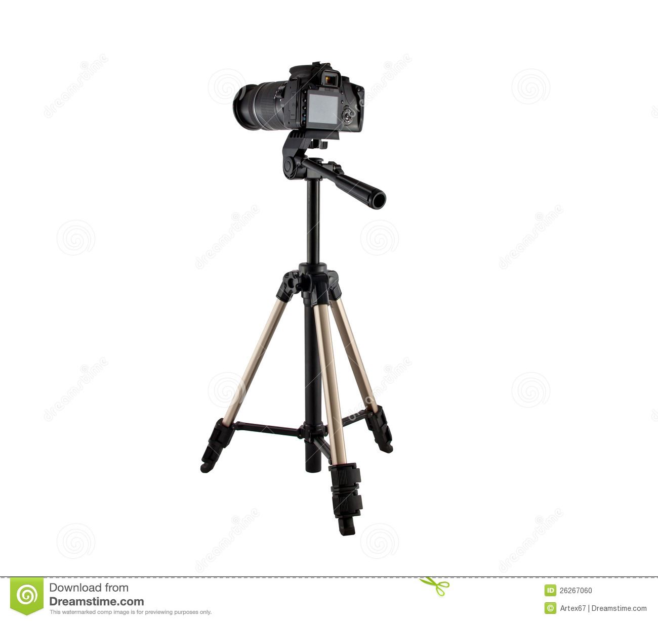 Video Camera On Tripod Clipart - clipartsgram.com