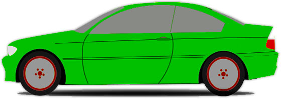 Car Side Outline - ClipArt Best