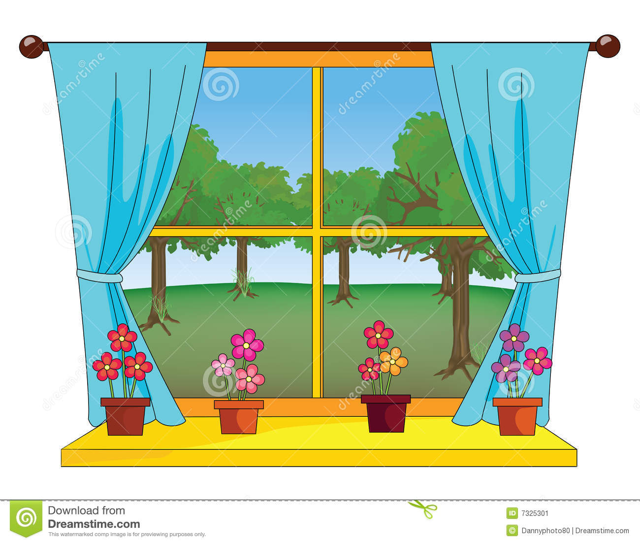 Window clipart clipart panda free clipart images for Window design clipart